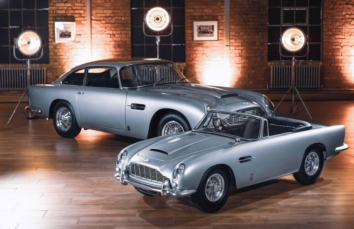 Luxus Für Kinder Der Db5 Junior Von Aston Martin Classic Car Tv