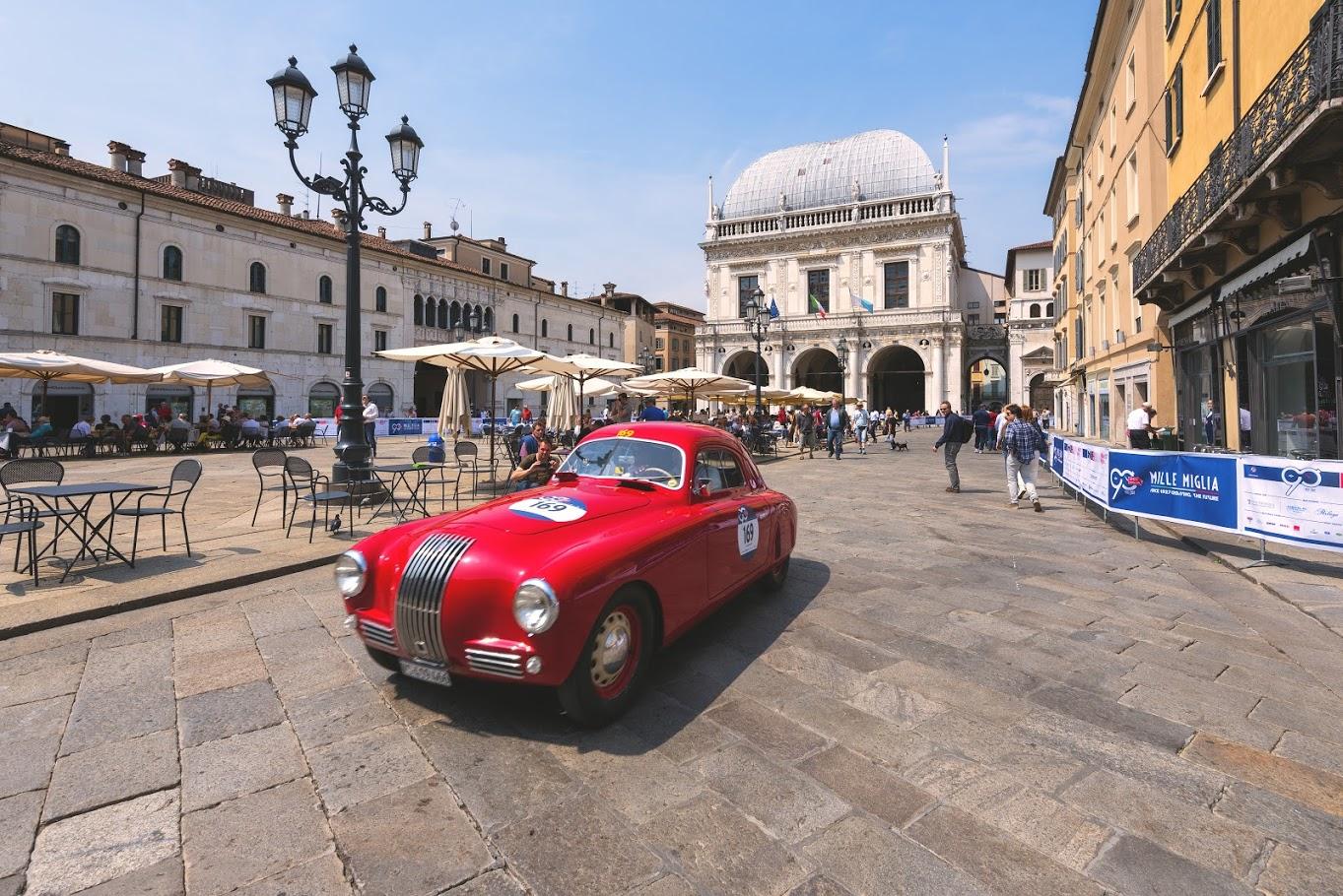 Countdown für die Mille Miglia - classic-car.TV